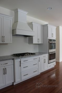 Loving How These Homeowners In Our Sandy Rock Community Selected A Hood To  Match Their Cabinets