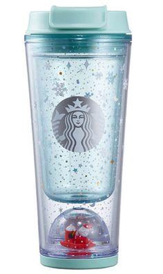 2016 Korea Starbucks Christmas MD 2 Santa barista waterball tumbler 355ml 1ea #StarbucksKoreaChristmas2017