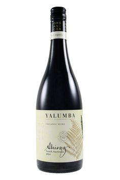 Yalumba Organic Shiraz 2014 Yalumba Wines from Fraziers Wine Merchants