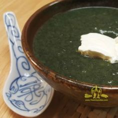 Stinging Nettle Soup - Allrecipes.com Aboriginal Food, Personal Recipe, Daily Vitamins, Meat Chickens, Allrecipes, Sour Cream, Food Processor Recipes, Cooking