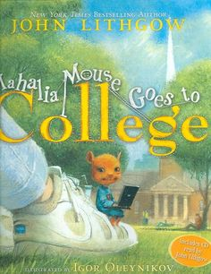 Sent by her parents to find food, Mahalia Mouse finds herself trapped in a backpack and transported to a physics classroom at Harvard University, where she discovers an aptitude for science.