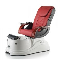Pacific® AX Spa Pedicure Chair - $2550 ,  https://www.ebuynails.com/shop/pacific-ax-spa-pedicure-chair/ #pedicurechair #pedicurespa #spachair #ghespa
