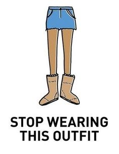 dont get me wrong, i love my uggs during the cold weather season...stop wearing this outfit. please stop. ugg Cyber Monday View More: www.yi5.org #uggs
