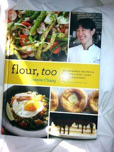 Flour, Too Cookbook Review & Giveaway! #FlourToo #FlourBakery #Cookbooks