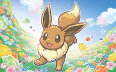 Eve Pokemon, Pokemon Eeveelutions, Eevee Evolutions, Pokemon Fire Red, Eevee Wallpaper, Eevee Cute, Cute Pokemon Pictures, Kawaii Chibi, Cute Drawings