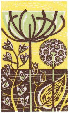 Angie Lewin-Printmaker