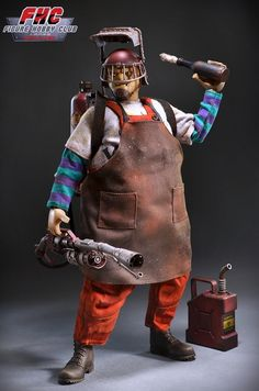 Product Review K13TOYS - Crazy Tommy (photo review) - OSW: One Sixth Warrior Forum