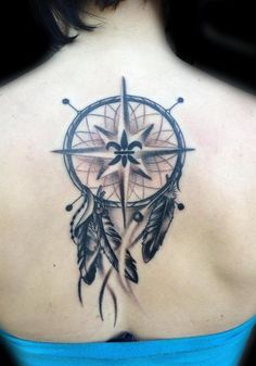 Compass Tattoos   Tattoobite.com