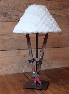 LAMPE 1 deco-montagne.fr