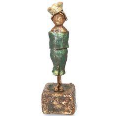 Prinsje Heerlijk Brons look beeld unicum - Made by Ellen Buchwaldt