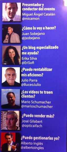 ¿Éxito para Pymes con Redes Sociales? ... 4 Empresarios nos contarán sus experiencias en social media el 15 de Enero 2013 en el Hotel AR Diamante Beach de Calpe  www.accionatuempresa.com  www.marioschumacher.com