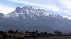 CIUDAD DE MÉXICO GALERÍA DE FOTOS | Volcán Iztaccíhuatl, visto desde la Ciudad de México, serunserdeluz