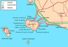 Monte Argentario (GR) - Turismo e ormeggi - NAUTICA REPORT