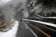 Rapha Festive500 Day1 #flickr #cycling #snow