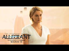 "The Divergent Series: Allegiant Official TV Spot – ""A Better Life"" - YouTube sorry that was the wrong one"