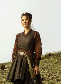 "fuckyeahcostumedramas: ""Claudia Kim in 'Marco Polo' (2014). """