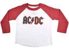 AC/DC Rock Band Baby Boys Long Sleeve T-Shirt