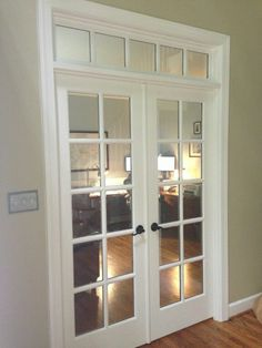 Love These French Doors To Replace Sliders