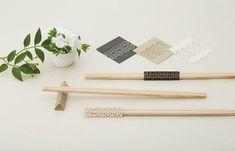 cohana 箸置き お箸飾り 日本製 おもてなし 割り箸 折り紙 お正月 おしゃれ。お箸飾り9個セット 5色【cohana 箸置き お箸飾り】