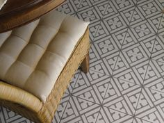 Décor Classic Graphite B _ Ceramic Tiles  from Neocim Collection  by  KERION Ceramics