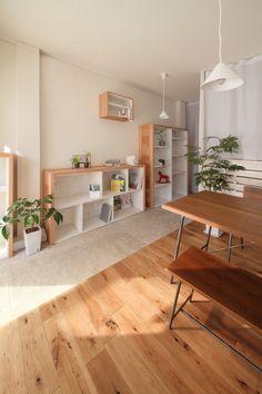 山科のオフィス - Works - 滋賀県 建築設計事務所 建築家 ALTS DESIGN OFFICE (アルツ デザイン オフィス)