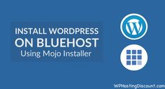 Bluehost is top notch shared Web-Hosting for WordPress, and it is one of the top hosting under Recommended list of WordPress hosting on Official WordPress page.  Bluehost offers some of the easy ways for Installing WordPress. For example, there is always manual WordPress installation way but there is a script call Simple scripts which make WordPress installation on Bluehost super easy.