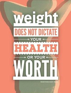 Weight does not dictate your health or y  - http://myfitmotiv.com - #myfitmotiv #fitness motivation #weight #loss #food #fitness #diet #gym #motivation