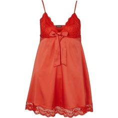 Myla Isabella Babydoll (350 CAD) ❤ liked on Polyvore featuring intimates, lingerie, baby doll lingerie, babydoll lingerie, myla lingerie and doll lingerie