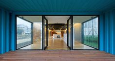 Container Sale Office / Atelier XÜK