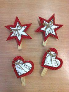 Classe • Arts • Des idées de bricolages pour Noël [Rallye-Liens] ~