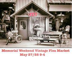 The Barn  Vintage Marketplace 3rd Annual Flea Market