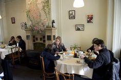 De Appelier, vegetarisch restaurant, gent.