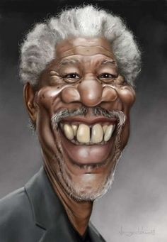 Caricatures  | caricatures 03 Funny Caricatures of Celebrities by Patrick Strogulski