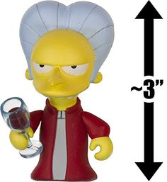 Streng Playmates Interactive The Simpsons Series 9 Sunday Best Grampa Grandpa Figure Action- & Spielfiguren