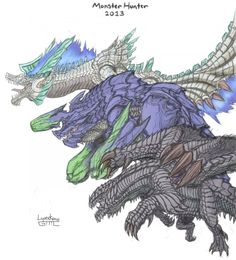 MH 2013 by LynxKano on DeviantArt