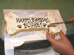 How to Make a Doggie Birthday Cake in 11 Steps