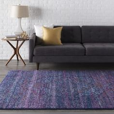 Haute-Hali Persian Distressed Purple/Blue Area Rug - x x - Blue) (Polypropylene, Oriental) 3d Max, Rugs Online, Online Home Decor Stores, Outdoor Rugs, Indoor Outdoor, Colorful Rugs, Blue Area Rugs, Rug Size, Size 2