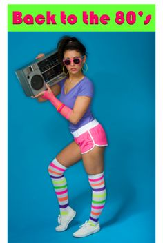 eighties dance. In a couple years when we renew our vows We are gonna do an eighties theme!!!! will be too much fun!!!