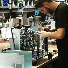 #ascasofactory #espressomachine #coffeelovers #coffeelivers #coffeemachines #espresso #coffeegram http://ift.tt/1VbgBi2