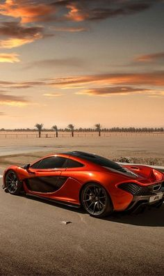McLaren P1 Supercar Driven On The Street. Click on the pic to see the video.