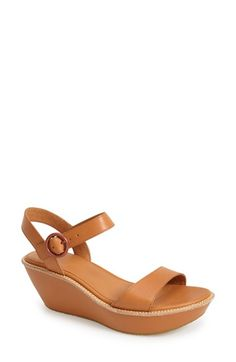Camper+'Damas'+Wedge+Sandal+(Women)+available+at+#Nordstrom