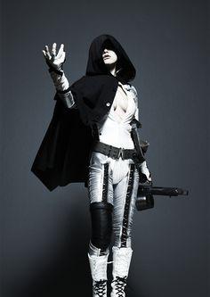 THEBOSS by ~AKIOMI on deviantART #cosplay