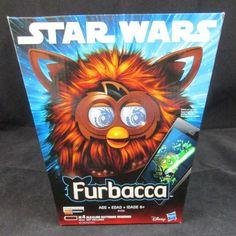 Star Wars Episode 7 Furbacca Chewbacca Furby The Force Awakens Mint in Box