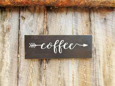 Coffee Sign Black