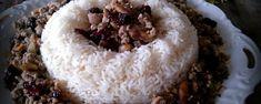 Χρυστουγεννιάτικη γέμιση - mamatsita.com - mamatsita.com Grains, Rice, Food, Meals, Laughter, Jim Rice, Korn, Brass