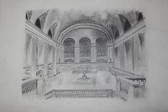 Drawing NYC. M.Carmen Voces