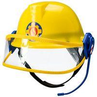 Sonstige Spielzeug-Artikel Simba Toys Feuerwehrmann Sam Helm In gelb 23cm 109258698 günstig kaufen