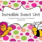 This unit contains 4 Insect Literacy Centers. They are:    1. Insect ABC Order Pocket Chart Activity- Print the butterflies on cardstock and lamina...