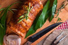 Une combinaison parfaite : Filet de porc, pommes vertes, brie et oignons caramélisés