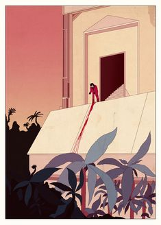 Illustrations by Kilian Eng.